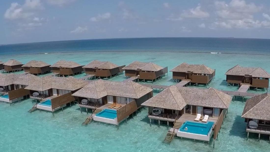 Hideaway beach resort spa dhonakulhi maldives - Spa con piscina in camera ...