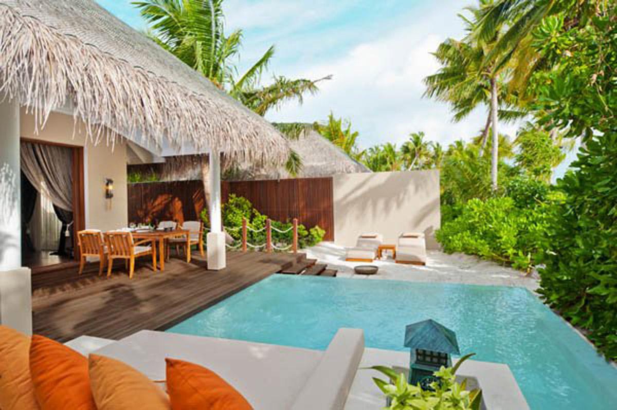 Atmosphere kanifushi maldive for Beautiful hotel designs