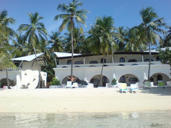 Club faru maldive for Piani di veranda anteriore
